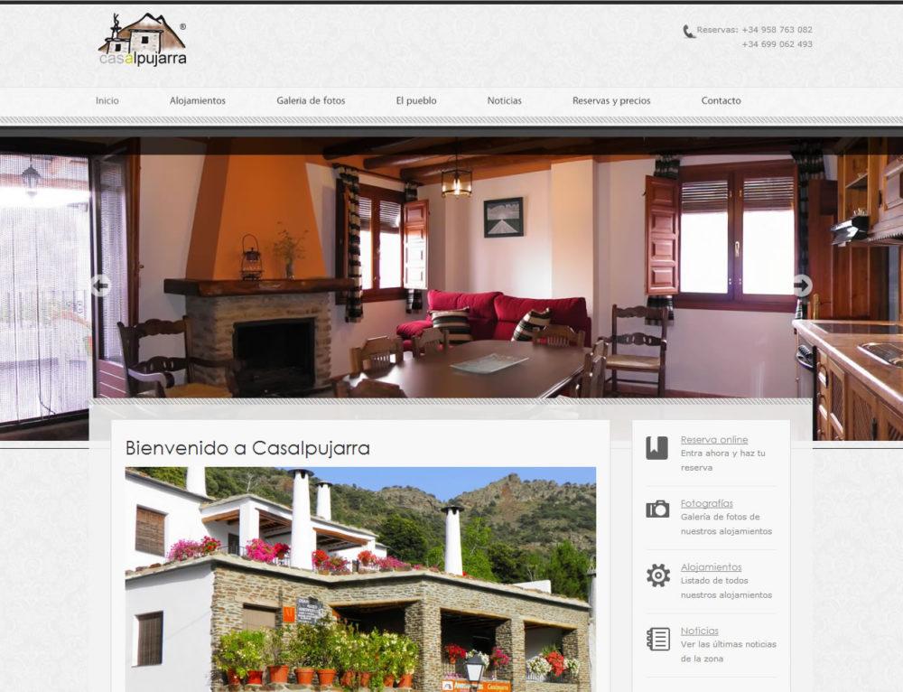 Casas rurales Casalpujarra