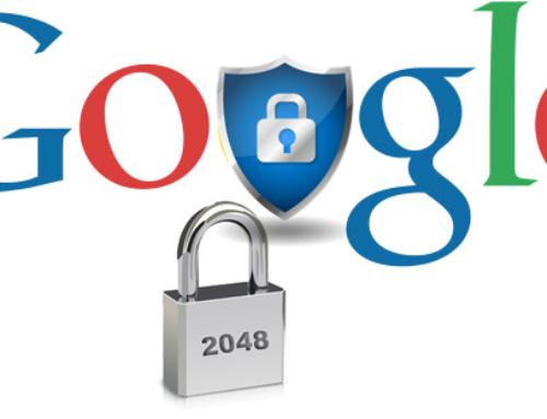Google posiciona mejor webs seguras HTTPS, con certificado SSL